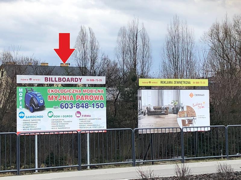 Billboard Biłgoraj, al.Jana Pawła II