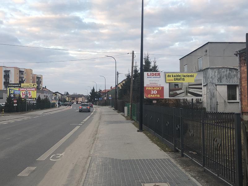 Billboard Biłgoraj, ul.Długa