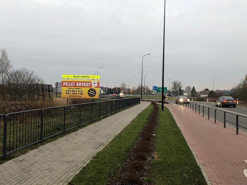 Billboard Biłgoraj, ul.Tarnogrodzka