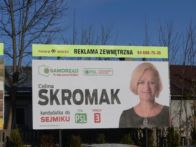 Billboard Biłgoraj, Galeria Natura (1), ul.Bohaterów Monte Cassino